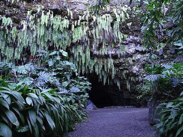 Grotte - Tahiti
