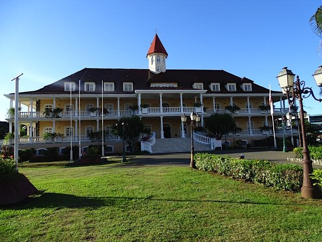 Hôtel de ville -Papeete