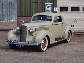 280px cadillac v8 1936 dutch license registration ah 75 44 pic4