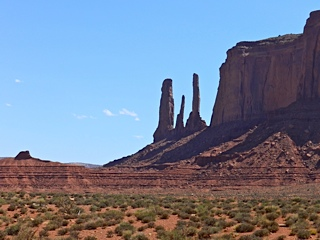 36 the three sisters