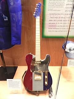 40 guitare de buck owens