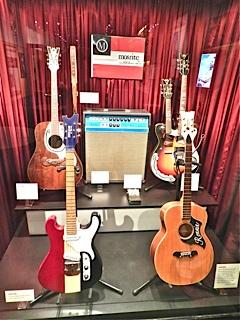 60 guitares mosrite