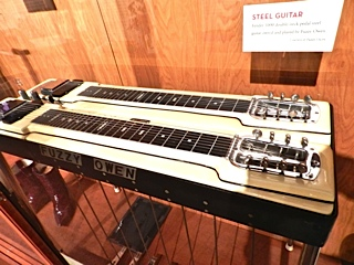 62 steel guitare
