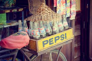 Bangkok pepsi