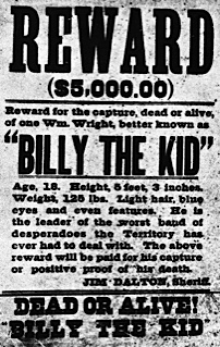 Billy the kid 1