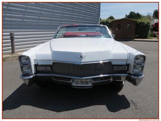 Cadillac de ville cabriolet 1968 3