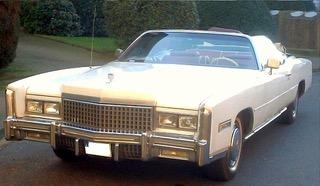 Cadillac eldorado 2008