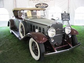 Cadillac v 16 roadster 1930