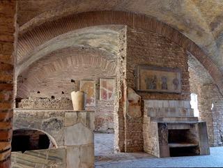 Caseggiato del termopolio ostia antica 2006 09 08 n1