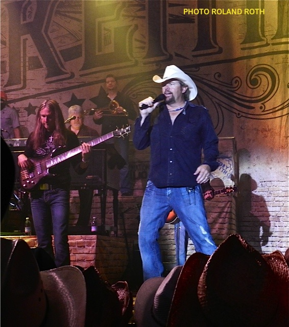 Concert toby keith germany