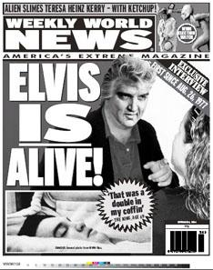 Elvis en vie