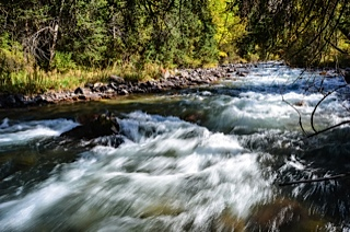 Fall stream 1331605