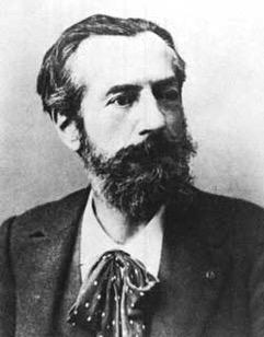 Frederic bartholdi en 1898