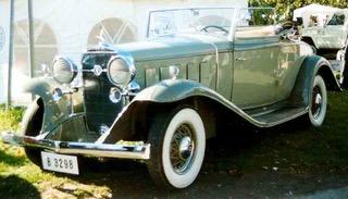 La salle series 345 b convertible coupe 1932 1