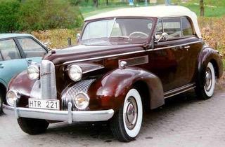 La salle series 39 5067 convertible coupe 1939 1