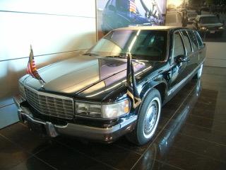Limousine clinton