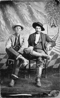 Old cowboy 1