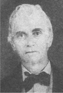 Photo 1845 le texan samuel maverick