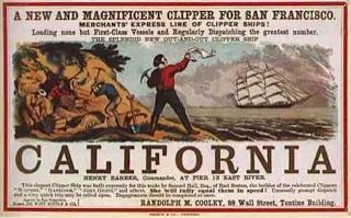 Photo 1859 les ruees vers l or de l ouest americain