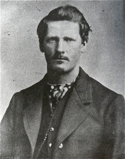 Photo 2 wyatt earp a 21 ans photo charles w dearborn collection courtesy c lee simmons
