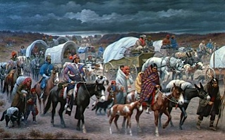 Photo 20 the trail of tears by robert lindneux