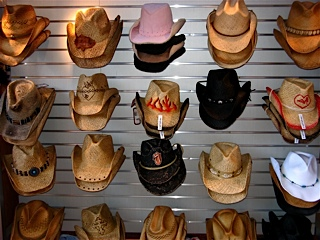 Photo 24 chapeaux collection toby keith