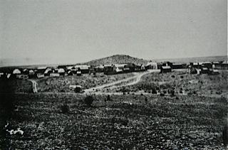 Photo 30 tombstone en 1880