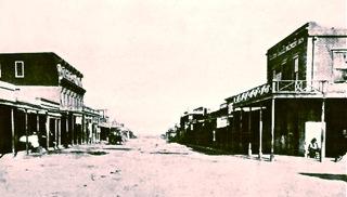 Photo 8 tombstone en 1882