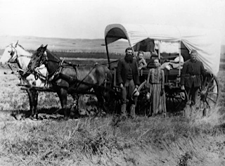 Photo de colons a mettre dans comment l ouest a ete gagne avec les premiers americains d origine europeenne