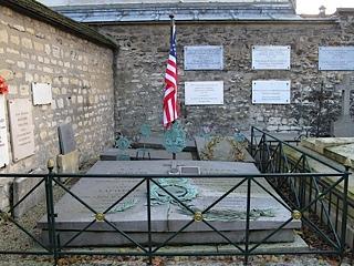 cimetière Picpus la fayette