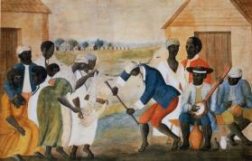 Slavedanceand music